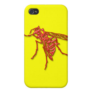 INSECT CASE FOR iPhone 4