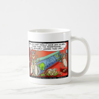 Insect Crimes Funny Gifts Tees & Collectibles Basic White Mug