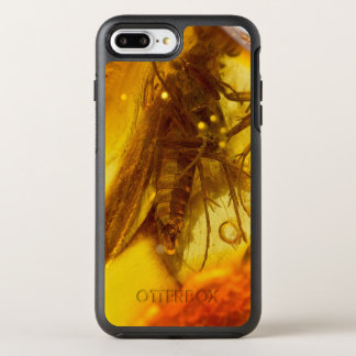 Insect in amber stone | OtterBox symmetry iPhone 7 plus case