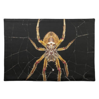 Insect Macro Spider Colombia Placemat