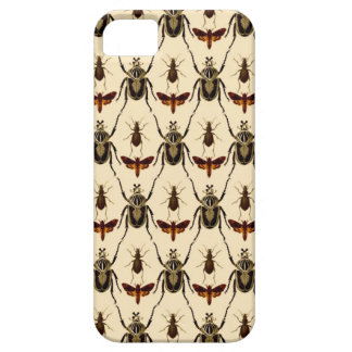 Insect Phone Case, Goliath Beetles and Moths Case For The iPhone 5