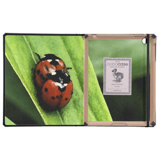 Insects iPad Folio Case