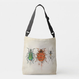 INSECTs Crossbody Bag