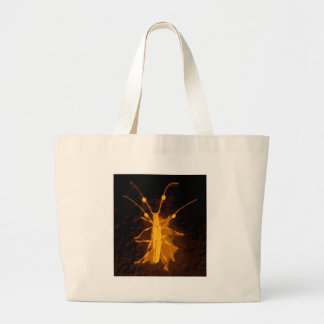 Insects Large Tote Bag