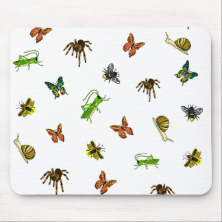 Insects Mousepad