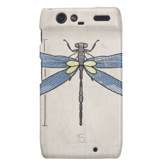 Insects Series- Dragonfly by VOL25 Motorola Droid RAZR Covers
