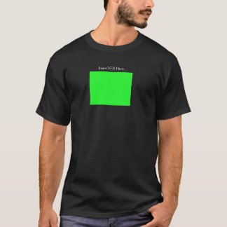 """Insert VFX Here"" Editing Humor Shirt"