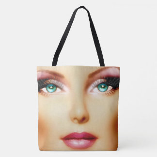 Insert Your Image Here Personalised Photo Tote Bag