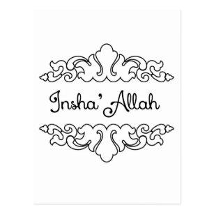 Islamic Postcards | Zazzle AU