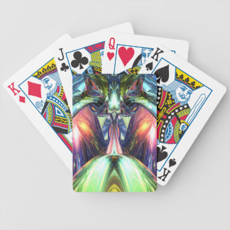 Inside A Creative Machine Bicycle Playing Cards