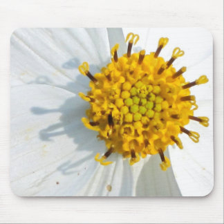 Inside a Wildflower Mouse Pad