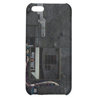 Inside electronic machine iPhone 5C cover