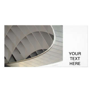 Inside Fuji Building Picture Card