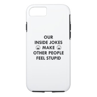 Inside Jokes iPhone 7 Case