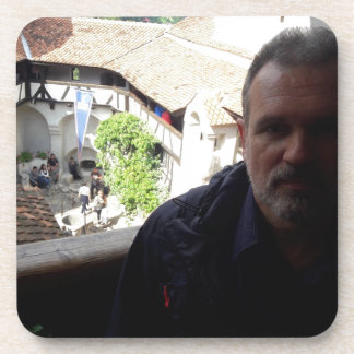 Inside look at Bran Castle. Dracula? Coaster
