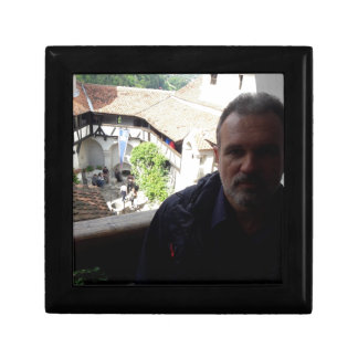 Inside look at Bran Castle. Dracula? Gift Box
