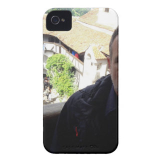 Inside look at Bran Castle. Dracula? iPhone 4 Case-Mate Cases