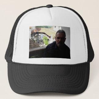 Inside look at Bran Castle. Dracula? Trucker Hat