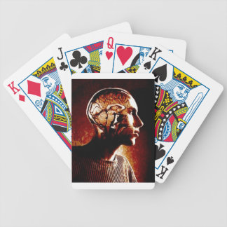 Inside my Head, Showing Brain Activity Bicycle Playing Cards