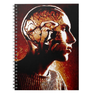 Inside my Head, Showing Brain Activity Notebook