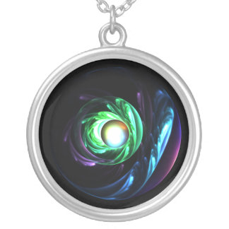 Inside Out - Inside Pearl Silver Plated Necklace