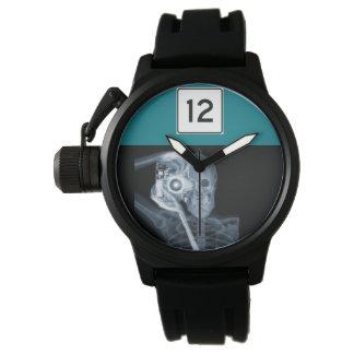 Inside Photo Wristwatch