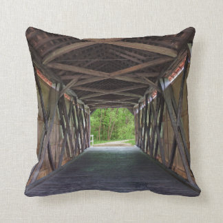 Inside Sandy Creek Bridge Hillsboro Missouri Cushion