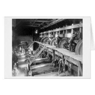 Inside the Deadwood Terra Gold Stamp Mill Card