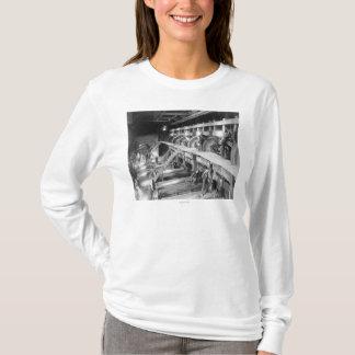Inside the Deadwood Terra Gold Stamp Mill T-Shirt