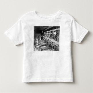 Inside the Deadwood Terra Gold Stamp Mill Toddler T-Shirt
