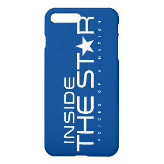 Inside The Star iPhone 7 Plus Case - Blue
