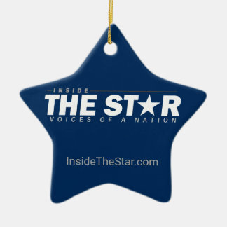 Inside The Star Ornament