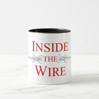 Inside The Wire mug