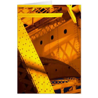 Inside Tower Bridge collection Greeting Card