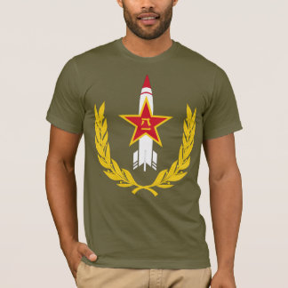 Insignia: People's Liberation Army Rocket Force T-Shirt
