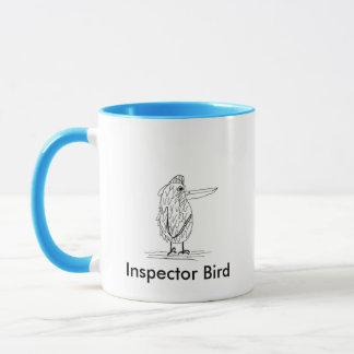 Inspector Bird mug