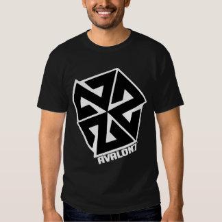 Inspiracon Black on White T-shirts