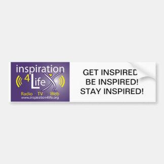 Inspiration 4 Life Bumper Sticker