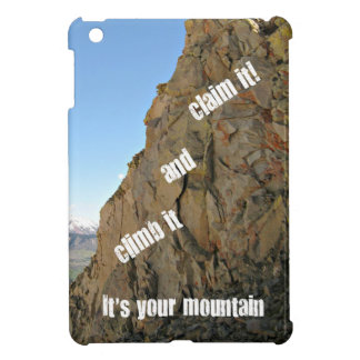 Inspiration for courage case for the iPad mini