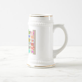 Inspiration from Colorful Lives of Butterflies Mugs