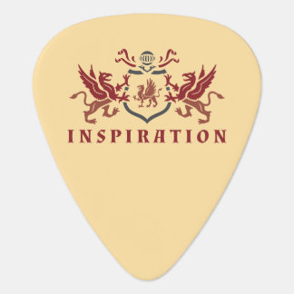 Inspiration Griffin Blazon Plectrum