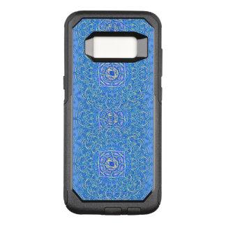 "Inspiration Mandala - ""Joy"" OtterBox Commuter Samsung Galaxy S8 Case"