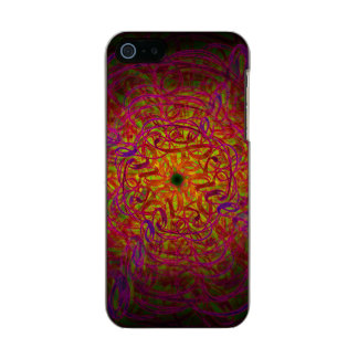 "Inspiration Mandala - ""Peace"" Incipio Feather® Shine iPhone 5 Case"