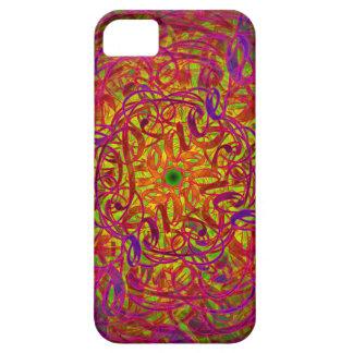 "Inspiration Mandala - ""Peace"" iPhone 5 Case"