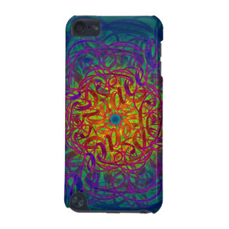 "Inspiration Mandala - ""Peace"" iPod Touch (5th Generation) Case"