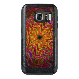 "Inspiration Mandala - ""Peace"" OtterBox Samsung Galaxy S7 Case"