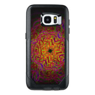 "Inspiration Mandala - ""Peace"" OtterBox Samsung Galaxy S7 Edge Case"
