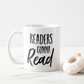 Inspiration Motivation Coffee Mug for Readers