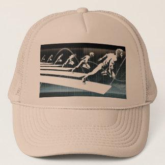 Inspiration or Inspirational Ideas as a Business Trucker Hat