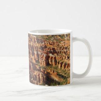 Inspiration Point At Bryce Canyon Coffee Mug
